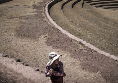 Moray Incan Agricultural Terraces