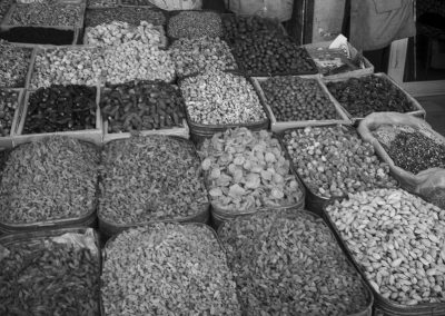 Nuts and Dried Fruit, Kashgar, China