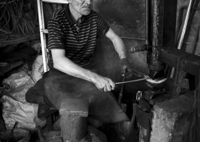 Backsmith, Kashgar, Xinjiang, China